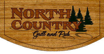 logo of north country grill and pub logo